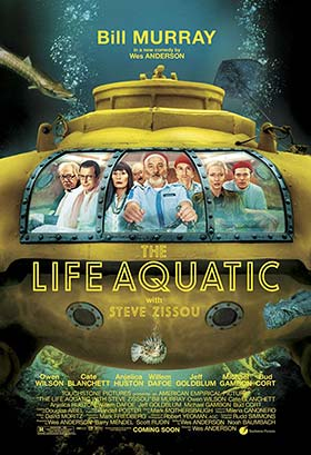 دانلود فیلم The Life Aquatic with Steve Zissou 2004