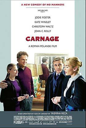 دانلود فیلم دوبله فارسی کشتار Carnage 2011 زیرنویس فارسی چسبیده