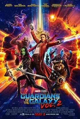 دانلود فیلم دوبله فارسی 2017 Guardians of the Galaxy Vol 2