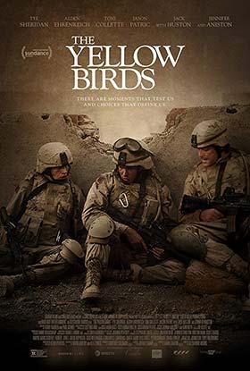 دانلود فیلم دوبله فارسی The Yellow Birds 2017