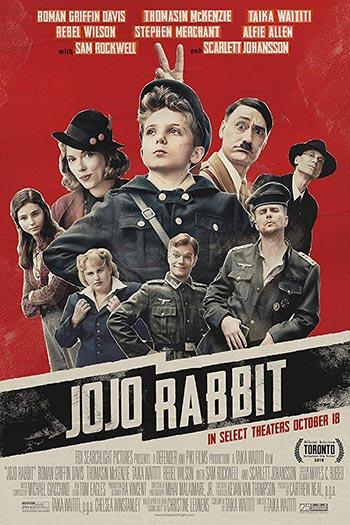 دانلود فیلم دوبله جوجو خرگوشه Jojo Rabbit 2019 زیرنویس فارسی