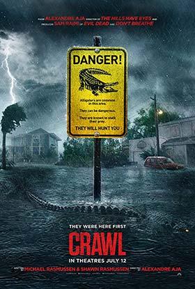 دانلود فیلم Crawl 2019