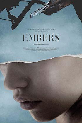 دانلود فیلم Embers 2015 زیرنویس فارسی چسبیده