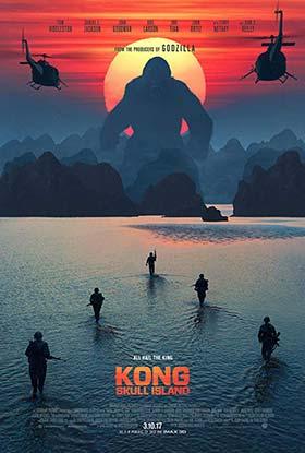 دانلود فیلم دوبله فارسی 2017 Kong Skull Island