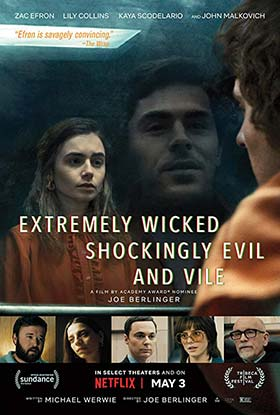 دانلود فیلم Extremely Wicked, Shockingly Evil, and Vile 2019