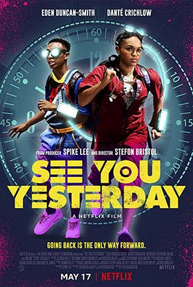 دانلود فیلم دیروز میبینمت See You Yesterday 2019