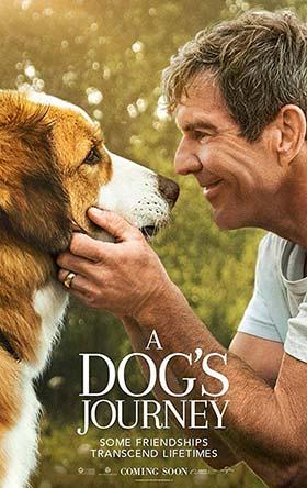 دانلود فیلم A Dogs Journey 2019