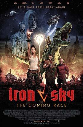 دانلود فیلم Iron Sky The Coming Race 2019