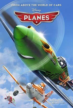 دانلود انیمیشن دوبله فارسی هواپیماها Planes 2013