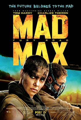 دانلود فیلم دوبله فارسی مکس دیوانه جاده خشم Mad Max Fury Road 2015