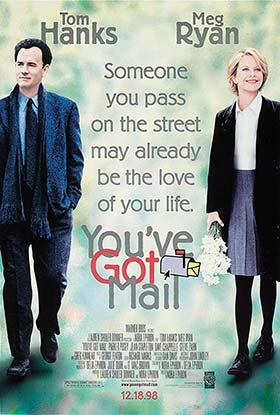 دانلود فیلم دوبله فارسی Youve Got Mail 1998