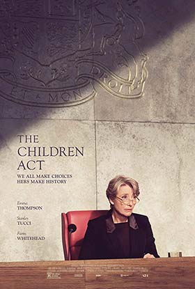 دانلود فیلم دوبله فارسی The Children Act 2017