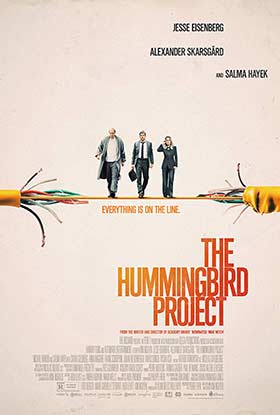 دانلود فیلم The Hummingbird Project 2018