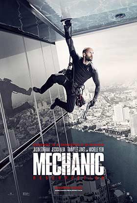 دانلود فیلم دوبله فارسی ۲۰۱۶ Mechanic Resurrection زیرنویس فارسی چسبیده