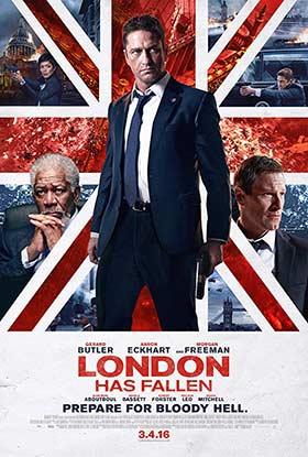 دانلود فیلم دوبله فارسی London Has Fallen 2016 زیرنویس فارسی