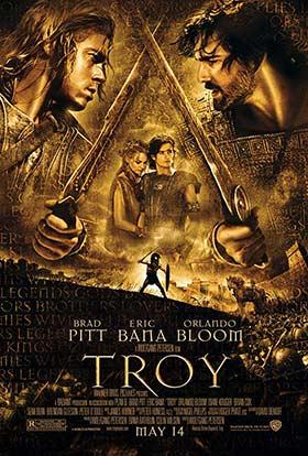 دانلود فیلم دوبله فارسی تروی Troy 2004 زیرنویس فارسی چسبیده