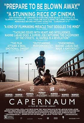 دانلود فیلم دوبله فارسی Capernaum 2018