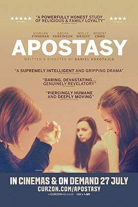 دانلود فیلم Apostasy 2017 زیرنویس فارسی چسبیده
