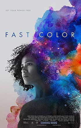 دانلود فیلم Fast Color 2018
