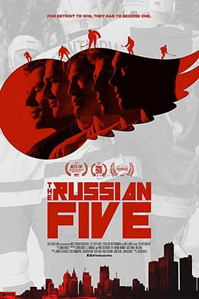 دانلود فیلم The Russian Five 2018