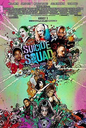 دانلود فیلم دوبله فارسی 2016 Suicide Squad