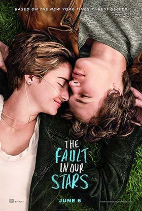 دانلود فیلم دوبله فارسی بخت پریشان The Fault in Our Stars 2014 زیرنویس فارسی چسبیده