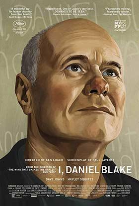 دانلود فیلم دوبله فارسی I Daniel Blake 2016