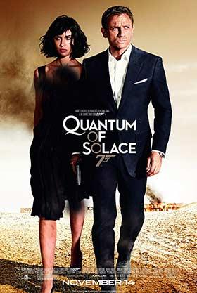 دانلود فیلم دوبله فارسی ذره ای آرامش Quantum of Solace 2008 زیرنویس فارسی چسبیده