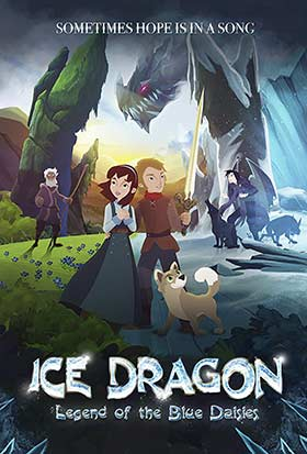 دانلود انیمیشن دوبله فارسی Ice Dragon 2018