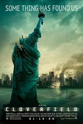 دانلود فیلم Cloverfield 2008