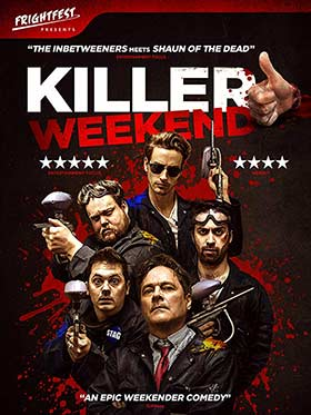 دانلود فیلم Killer Weekend 2018