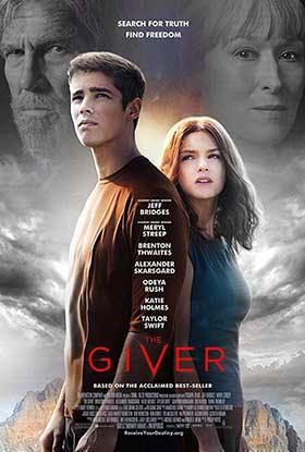 دانلود فیلم بخشنده The Giver 2014