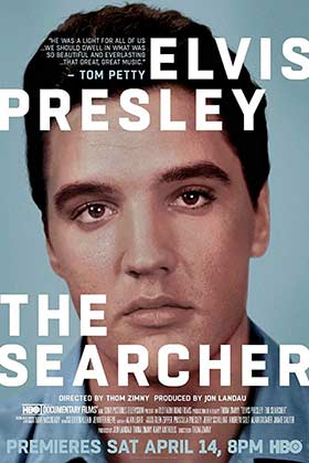 دانلود مستند Elvis Presley The Searcher 2018