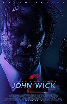 دانلود فیلم دوبله فارسی John Wick Chapter 2 2017 زیرنویس فارسی چسبیده