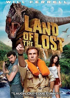 دانلود فیلم Land Of The Lost 2009