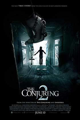 دانلود فیلم دوبله فارسی احضار روح The Conjuring 2 2016 زیرنویس فارسی چسبیده