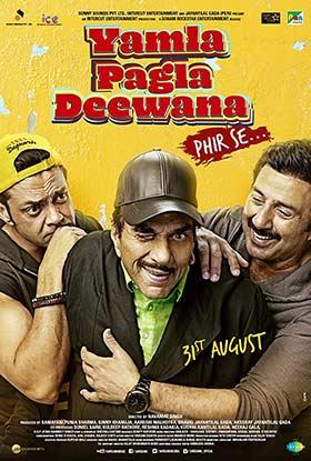 دانلود فیلم Yamla Pagla Deewana 3 2018 زیرنویس فارسی چسبیده