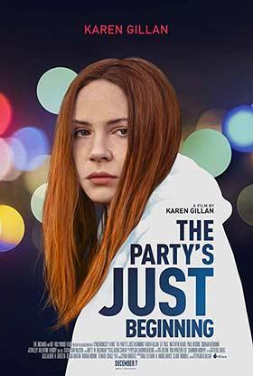 دانلود فیلم The Partys Just Beginning 2018 زیرنویس فارسی چسبیده