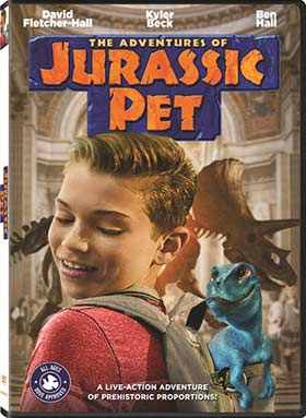 دانلود فیلم The Adventures Of Jurassic Pet 2019