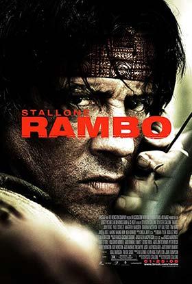 دانلود فیلم دوبله فارسی رامبو ۴ Rambo IIII 2008 زیرنویس فارسی چسبیده