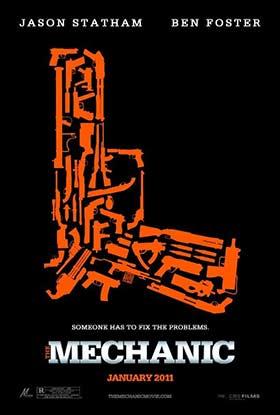 دانلود فیلم The Mechanic 2011 زیرنویس فارسی چسبیده