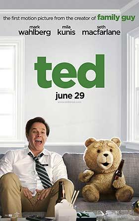 دانلود فیلم دوبله فارسی Ted 2012