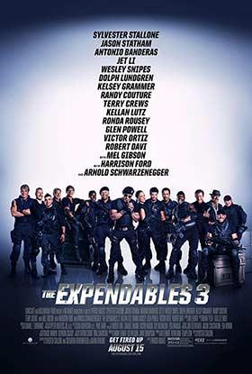 دانلود فیلم دوبله فارسی بی مصرف ها ۲۰۱۴ The Expendables 3 زیرنویس فارسی چسبیده
