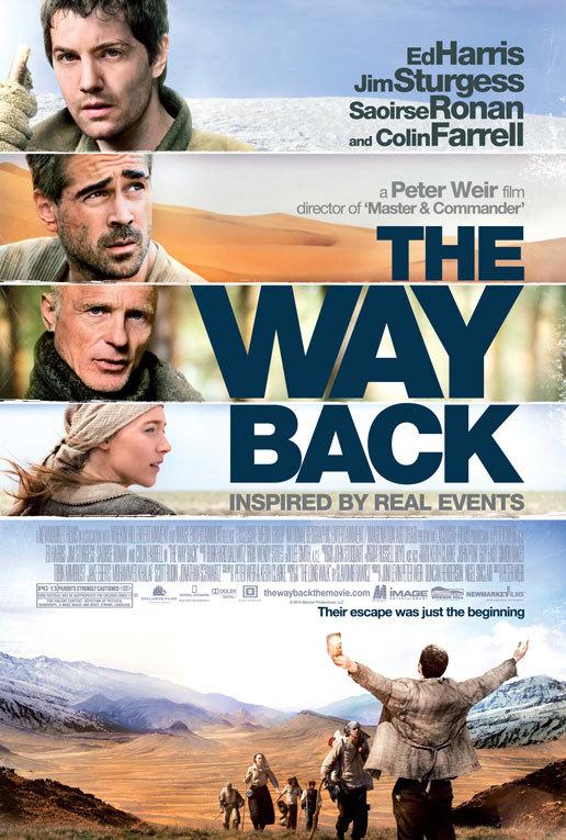 دانلود فیلم The Way Back 2010