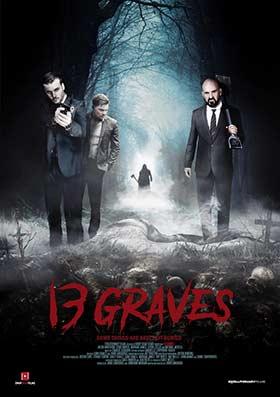 دانلود فیلم ۱۳ Graves 2019