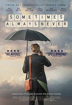 دانلود فیلم Sometimes Always Never 2018