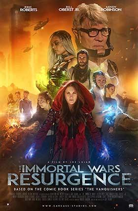 دانلود فیلم The Immortal Wars Resurgence 2019