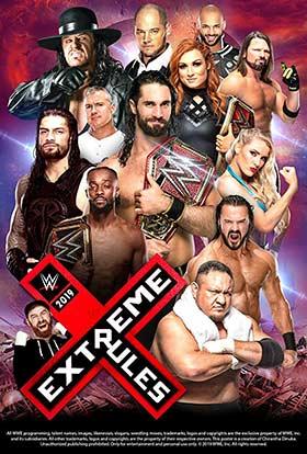 دانلود مراسم ورزشی WWE Extreme Rules 2019
