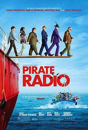 دانلود فیلم Pirate Radio 2009