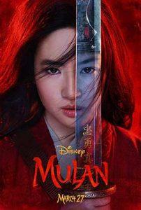 دانلود فیلم زیرنویس فارسی چسبیده مولان Mulan 2020 دوبله فارسی